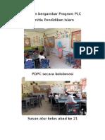 Laporan Bergambar Progrom PLC Panitia Pendidikan Islam