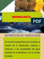 Trabajo Hidrologia