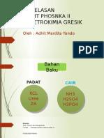 Presentasi Phonska II