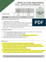Hyperlipidemiacareguide 04-04-2011