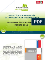 Guia Tecnica UV Solar Version 2014