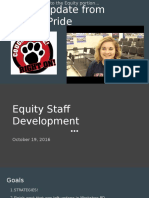 staff development october 19 2016