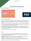 AITD _ Mentoring Program