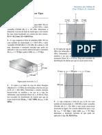 Lista de exercícios Flexão em Vigas Compostas - Mecânica dos Sólidos II (1)
