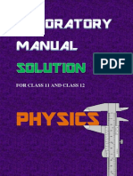 133148050 Class XI Chemistry Lab Manual (1) | Ph | Titration