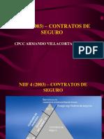 NIIF 4 - Seguros (ESAN).pdf