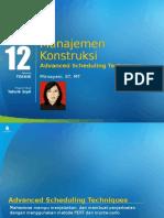 Manajemen Konstruksi - Modul 12 PPT Multimedia(1)