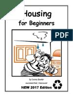 Housing for Beginners 2017