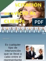 Capacitacion Virtual Servicio Al Cliente