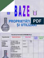 Fisaexperimentala Baze m