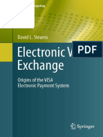 History of Computing-Electronic Value Exchange