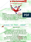 Example Webquest 1 Christmas