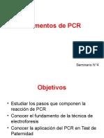 Pcr y Electrof.