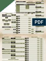 Conan Character Sheet - Basic v1