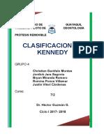 Clasificacion d Kennedy (1)