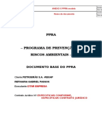 Ppra Db Modelo Abastecimento b. Rev 26.01.2016