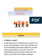 How to Create and Use Wikis