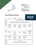 Programa Escola Oberta juny 2008
