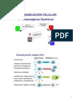 Comunicacion Celular 2016