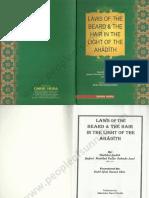LawsOfTheBeardAndHairInLightOfAhadithByShaykhFazlurRahmanAzmi.pdf