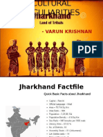 Cultural Peculiarities of Jharkhand