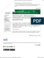 4 Identificacion Diferenciacion y Clasificacion de Politicas Agrop