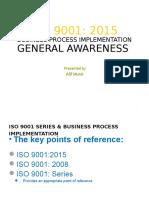 320880452 ISO 9001 Awareness Training