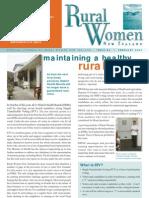 February 2004 Rural Women Magazine, New Zealand