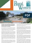 April 2004 Rural Women Magazine, New Zealand