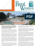 April 2004 Rural Women Magazine, New Zealand