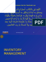 L08 MGT 3050 Inventory Management