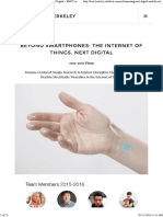 Beyond SmartPhones - The Internet of Things_Next Digital Revolution