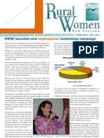 June 2007 Rural Women Magazine, New Zealand