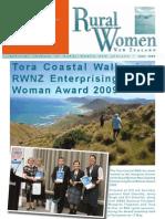 June 2009 Rural Women Magazine, New Zealand