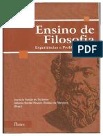 A Gaia Ciência - Lições Para o Ensino de Filosofia - Túlio Madson Galvão
