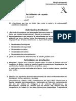 Modelo de Examen 1 tecnico farmacia