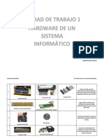 CICLO SUPERIOR DAW - SISTEMAS INFORMATICOS - TAREA UNIDAD 1
