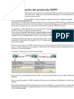 CONFIGURACION PROTOCOLO OSPF