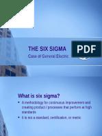 The Six Sigma