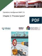 MMP113 Ch 2 Process Types