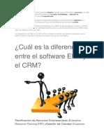 Un CRM Es Un Sistema Que Permite Gestionar