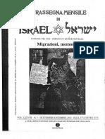 Massoneria Italiana, Ebraismo e Movimento dei Giovani Turchi