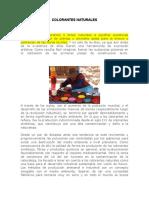 COLORANTE 3 Documento 3