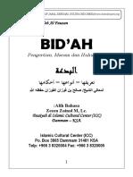 Bid'ah Pengertian Macam & Hukumnya.pdf