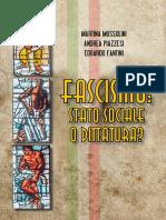 LIBRO Fascismo Stato Sociale o Dittatura1