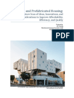 Modular and Prefabricated Housing