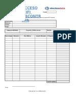 HB - Formato Para Acceso WIFI a La Red HBCONTRATA