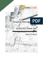 AutoCADSheetSet Sample