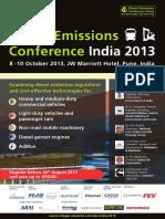 DEC India 2013 Brochure