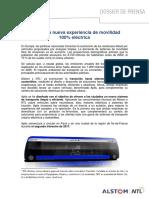 Alstom Aptis - Detalles / Dossier